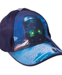 Sapca baieti Star Wars Trooper albastra