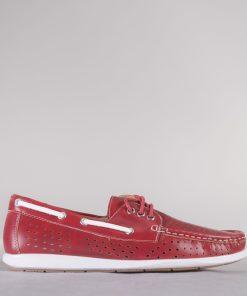 Pantofi barbati Vegas rosii