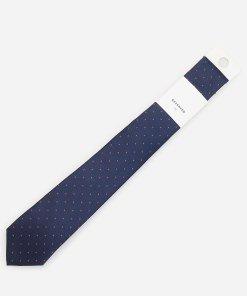 Reserved - Cravată pentru barbati - Bleumarin