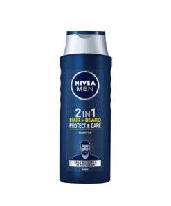 Sampon de par Nivea Men Protect & Care, 400 ml