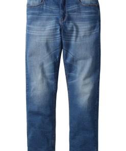 Jeanși stretch Classic Fit, drepţi - albastru