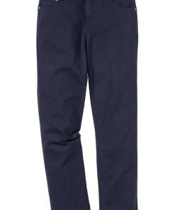 Pantaloni Classic Fit cu stretch, drepţi - albastru
