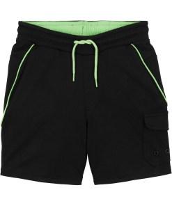 Pantaloni scurţi sport - negru