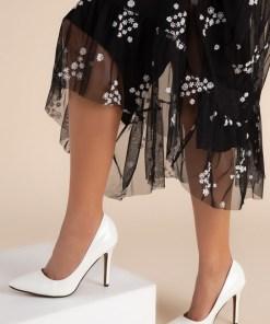 Pantofi stiletto Sasha Albi