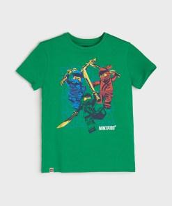 Sinsay - Tricou LEGO - Verde