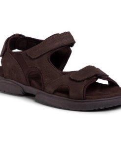 Sandale Lasocki for men MB-A452-25 Piele naturală - Nubuc