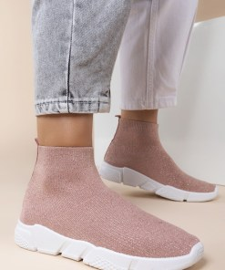 Sneakers High-Top Grazia Roz
