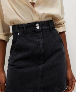 Mango - Fusta jeans Marion UPY8-SDD00U_90X