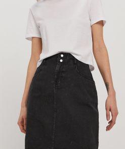 Noisy May - Fusta jeans PPY8-SDD039_99X