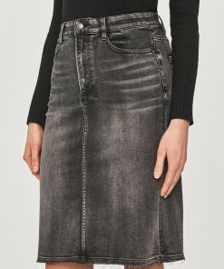 Miss Sixty - Fusta jeans PPY8-SDD067_90Y
