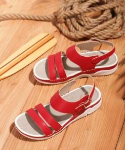 Sandale dama Maraza Rosii