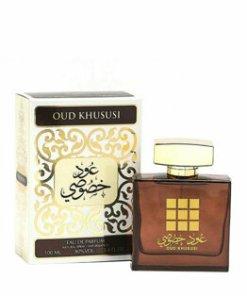 Apa de parfum Ard al Zaafaran Oud Khususi pentru barbati