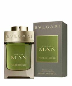 Apa de parfum Bvlgari Man Wood Essence pentru barbati