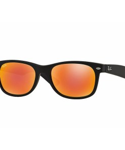 Ochelari de soare unisex New Wayfarer Ray-Ban RB2132 622/69