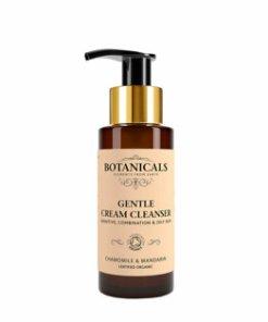 Demachiant organic Botanicals Gentle Cream Cleanser, 100 ml