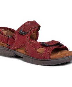 Sandale Lasocki for men MB-A452-15 Piele naturală - Nubuc
