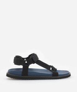 Reserved - Sandale cu talpă în contrast - Albastru