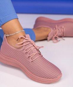 Adidasi Textil Roz Essence X2477