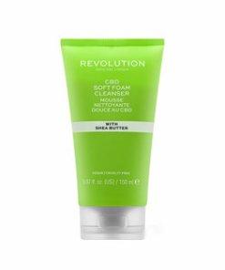 Spuma de curatare fata nutritiva Revolution SkinCare, 150 ml