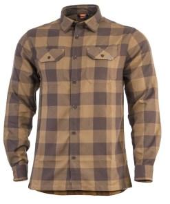 Pentagon Drifter flannel cămașă, maro