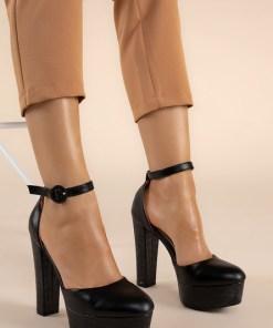 Pantofi cu toc Roxane Negri