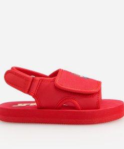 Reserved - Sandale Spiderman din neopren - Roșu