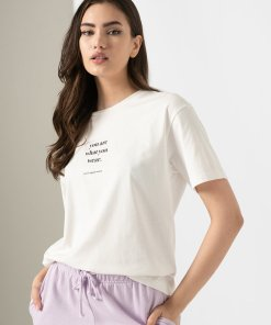 Tricou relaxed fit din bumbac organic Magic 3914510