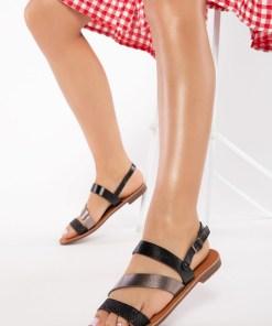 Sandale dama Felice Negre