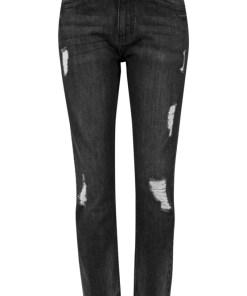 Urban Classics Jeans 'Boyfriend'  negru