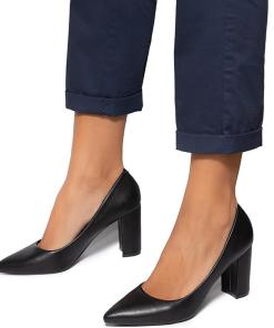 Pantofi dama Jeanette, Negru