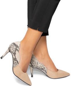 Pantofi dama Marianne, Bej
