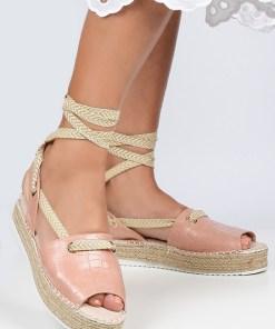 Sandale dama Amenia Roz