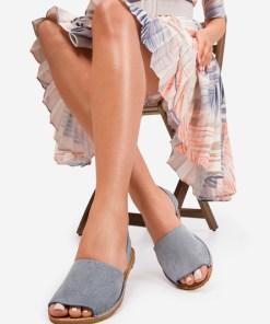 Sandale dama Valina V2 Albastre