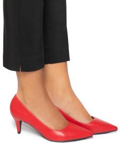 Pantofi dama Sensibilite, Rosu