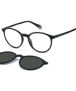 Rame ochelari de vedere unisex Polaroid CLIP-ON PLD 6137/CS 807 M9