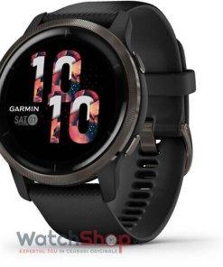 SmartWatch Garmin VENU 2 010-02430-11 Black/Slate