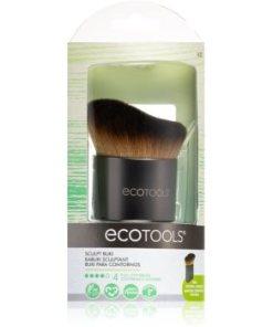 EcoTools Sculpt Buki perie pentru conturare kabuki ECTSCBW_KBRU58