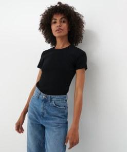 Mohito - Tricou cu mânecă scurtă - Negru