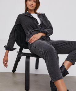 Answear Lab - Salopeta jeans BMY8-SKD00K_99X