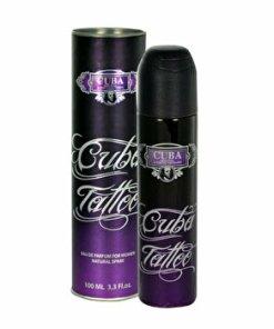 Apa de parfum Cuba Tattoo, 100 ml, pentru femei