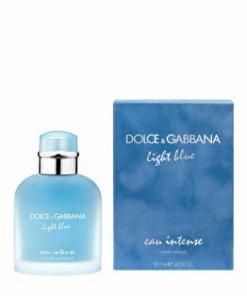 Apa de parfum Dolce & Gabbana Light Blue Eau Intense, 100 ml, pentru barbati
