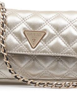 """GUESS Mini-bag """"Cessily"""" Gold"""