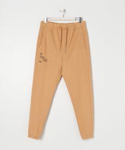 Sinsay - Pantaloni de trening - Maro