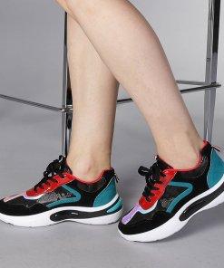 Pantofi sport dama Tress negri