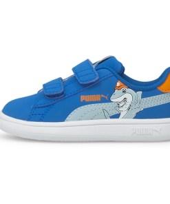 Pantofi sport copii Puma Smash v2 38090501