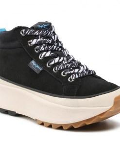 Ghete femei Pepe Jeans Woking Urban PLS31276-999