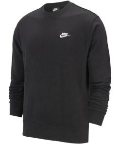 Bluza barbati Nike NSW Club Crew FT BV2666-010