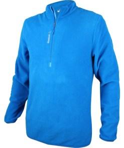 Bluza barbati Reebok Fitness FM 14 Zip Fleece AX9067