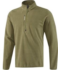 Bluza barbati Reebok Fitness Outdoor Fleece Quarter Zip BQ8235