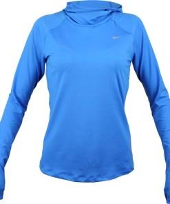 Hanorac femei Nike Element Hoody Longsleeve Shirt 685818-435